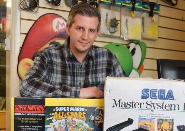 Last Level Games – An independent video game shop